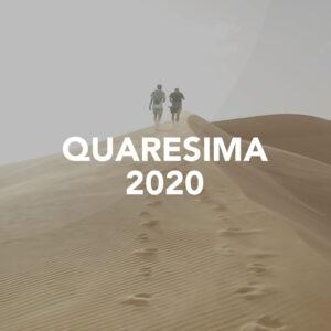 Quaresima 2020